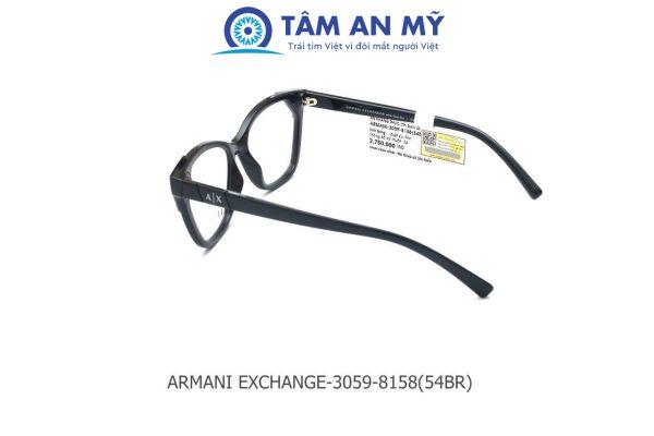 Gọng kính nữ Armani 3059-8158