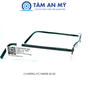 Gọng kính nam Charriol-Pc748908