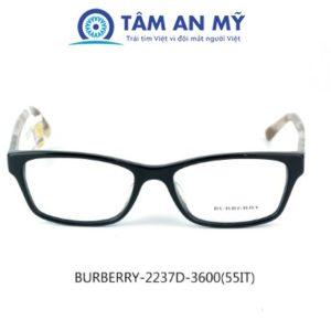 Gọng kính nam BURBERR 2237D-3600