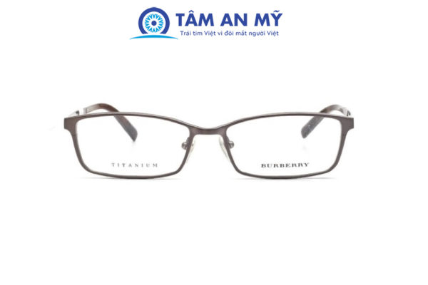 Gọng kính nam BURBERRY 1276TD-1008 (Custom)