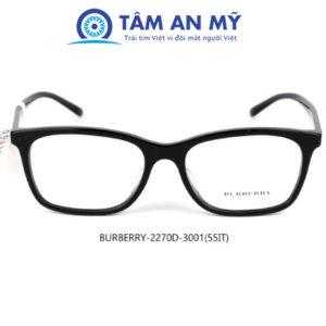 Gọng kính nam BURBERRY 2270D-3001