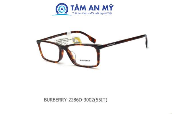 Gọng kính nữ BURBERRY 2286D-3001