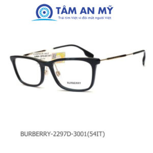 Gọng kính nữ BURBERRY 2297D-3001