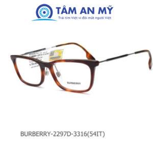 Gọng kính nữ BURBERRY 2297D-3316