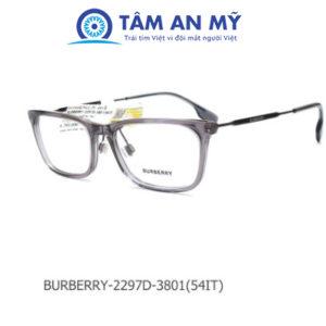 Gọng kính nữ BURBERRY 2297D-3801