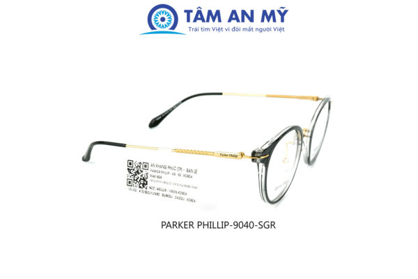 Gọng kính nữ Paker 9040 SGR
