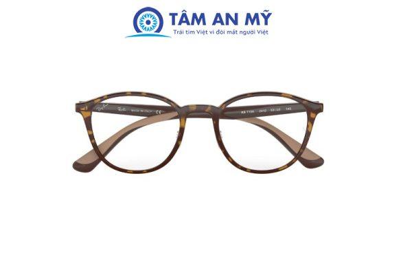 Gọng kính nữ RAYBAN 7156-2012(53CN) (Custom)